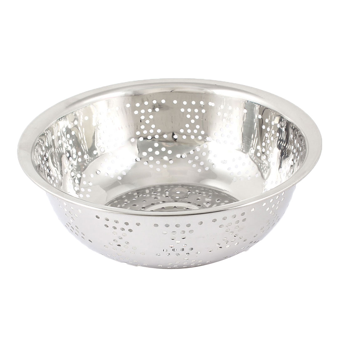 Mini Hole Side Bottom Drainers Design Rice Washing Bowl Wash Basin
