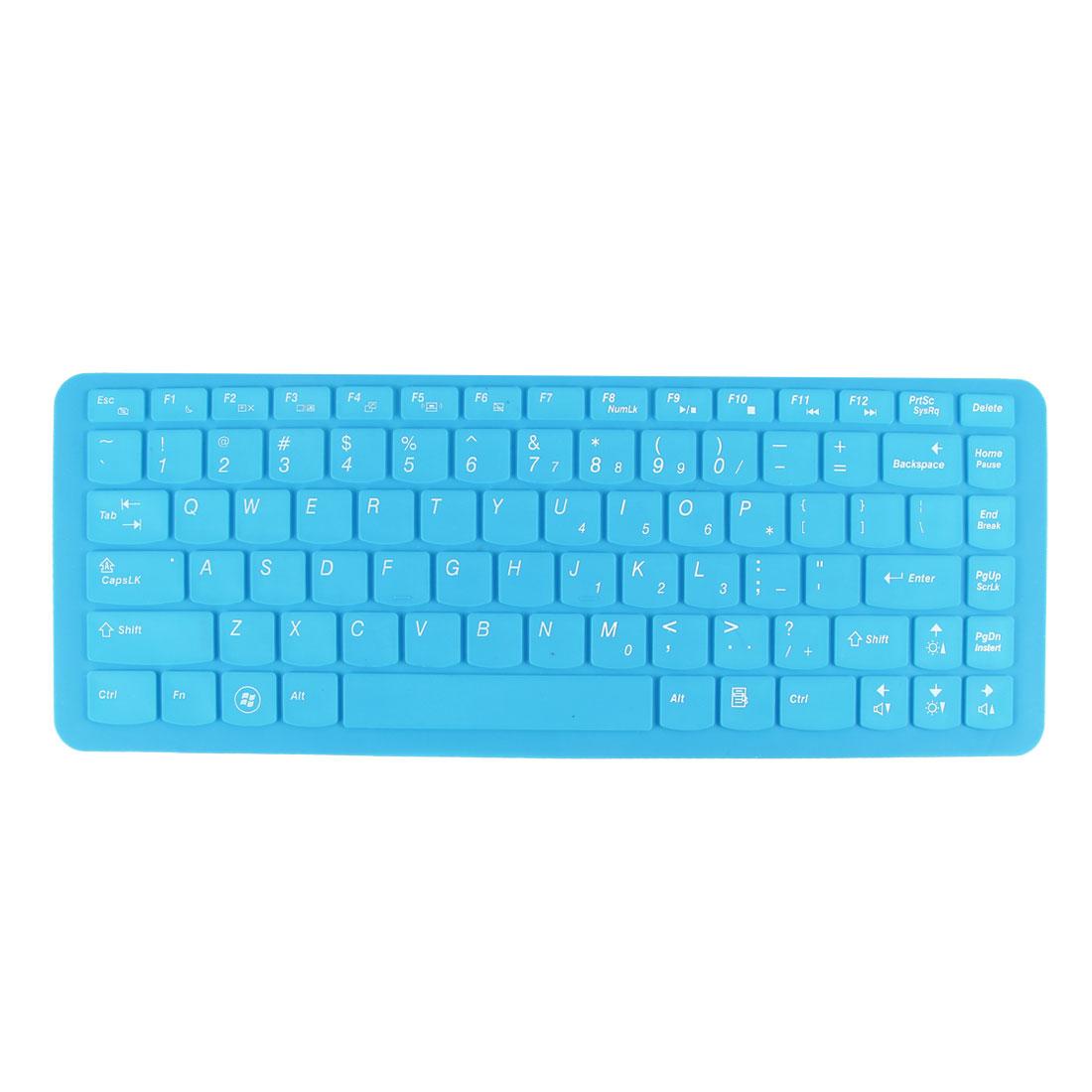 Keyboard Protector Film Sky Blue for Lenovo Z460 Z465 Z360 B470 G470