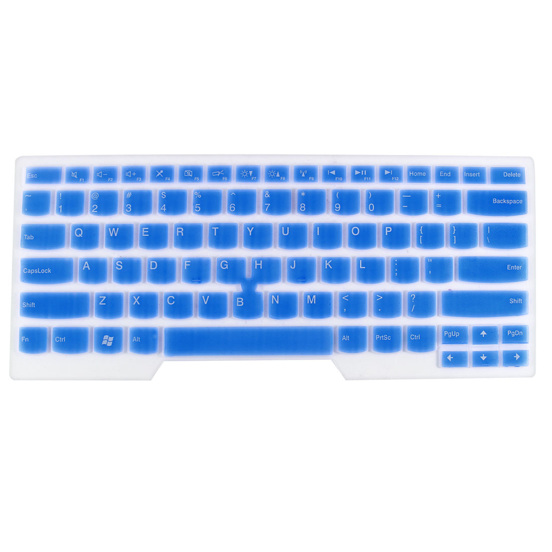 Laptop Keyboard Protector Film Blue Clear for IBM E430/E435/E330/T430/X230