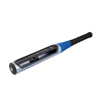 Auto Car Black Foam Handle Blue Baseball Bat Style Steel Steering Wheel Lock