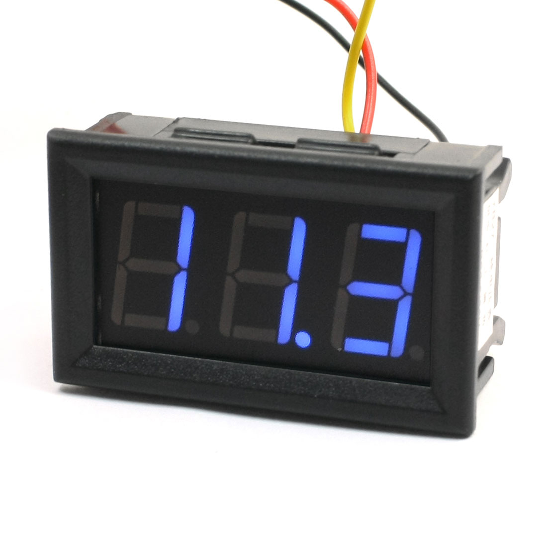 Blue LED Display DC 0-99.9V Voltage Test Meter Voltmeter Gauge