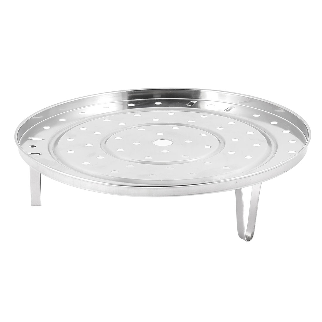 "Kitchenware Stainless Steel 10"" Diameter Steaming Steamer Rack"
