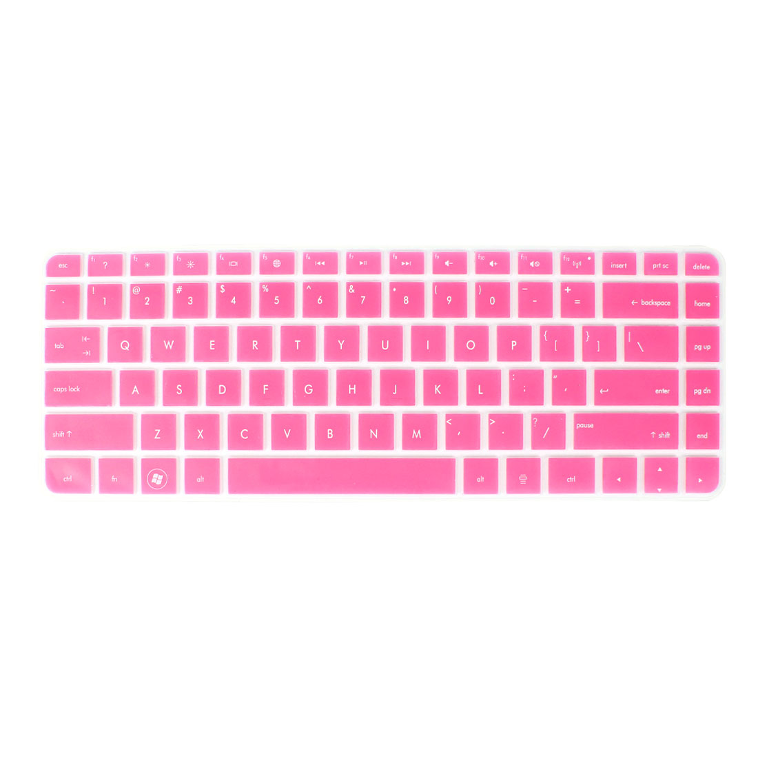 Laptop Keyboard Protector Film Pink Clear for HP G4/431/430/DV4/4230S