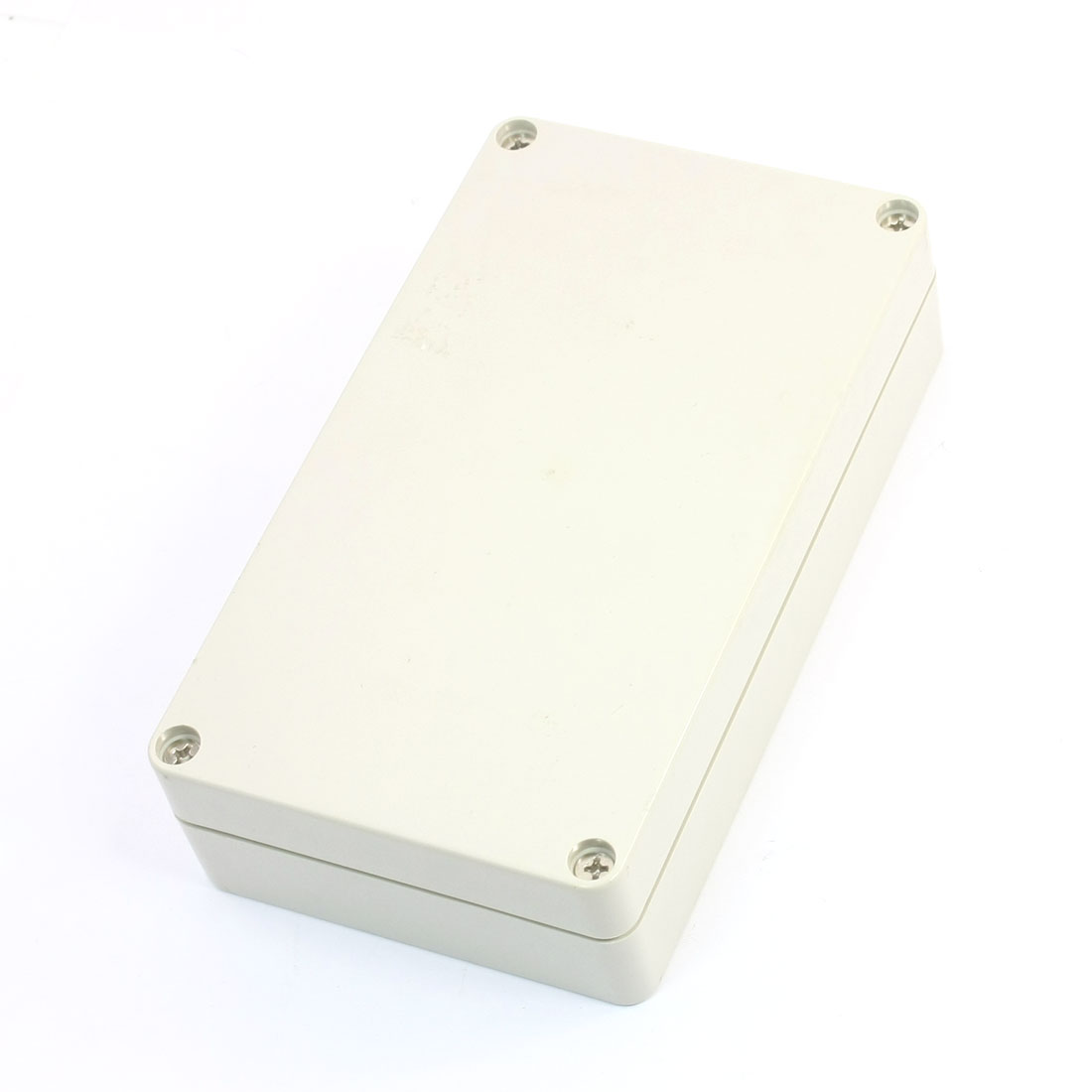 158 x 90 x 40mm Plastic Sealed DIY Junction Box Joint Hinged Lid