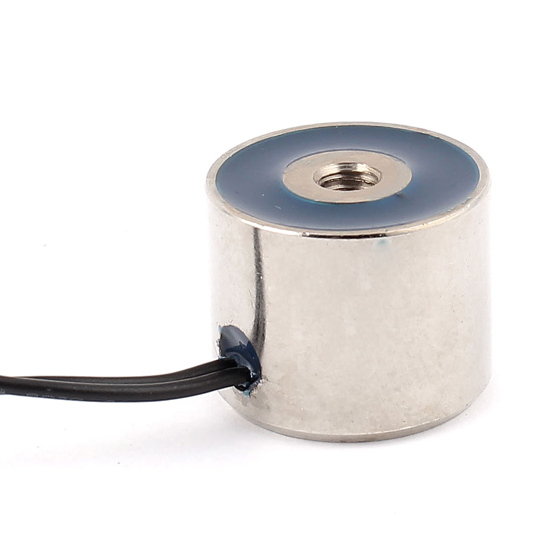 22LB 10kg Electric Lifting Magnet Electromagnet Solenoid Lift Holding 25mm