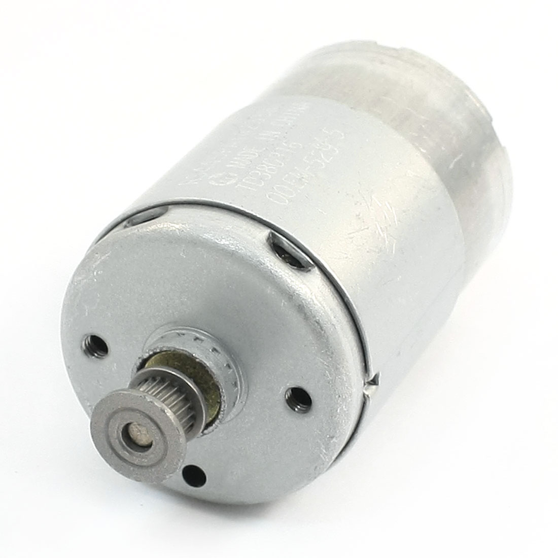 RS445PA DC 24V 3800RPM Output Speed 47 x 32mm DC Motor w Pulley