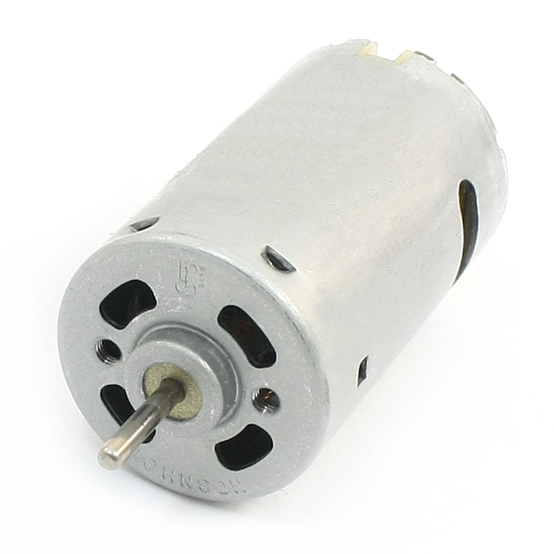 DC24V 16800RPM 68mmx2.1mm Shaft 28mm Body Dia Permanent Magnetic Motor