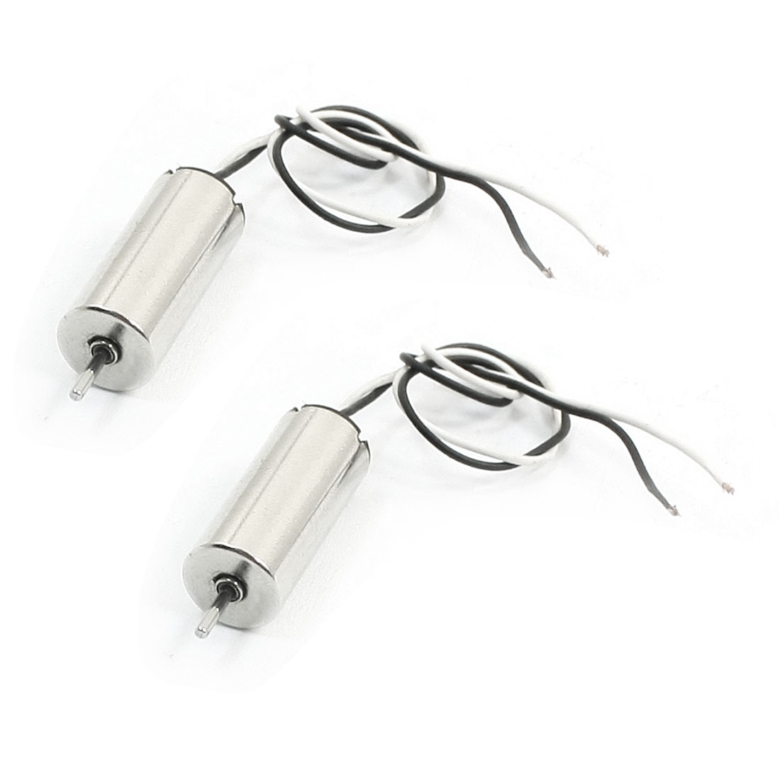 2PCS RC Aircraft Model Magnetic Micro Coreless Motor 30000rpm DC 3.7V