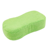 Green Microfiber Car 8 Style Washing Expanding Sponge Pad Cleaning Tool