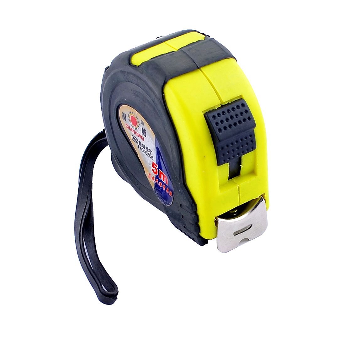 5M 16.4 Ft Length Automatically Retract Tape Measure Measuring