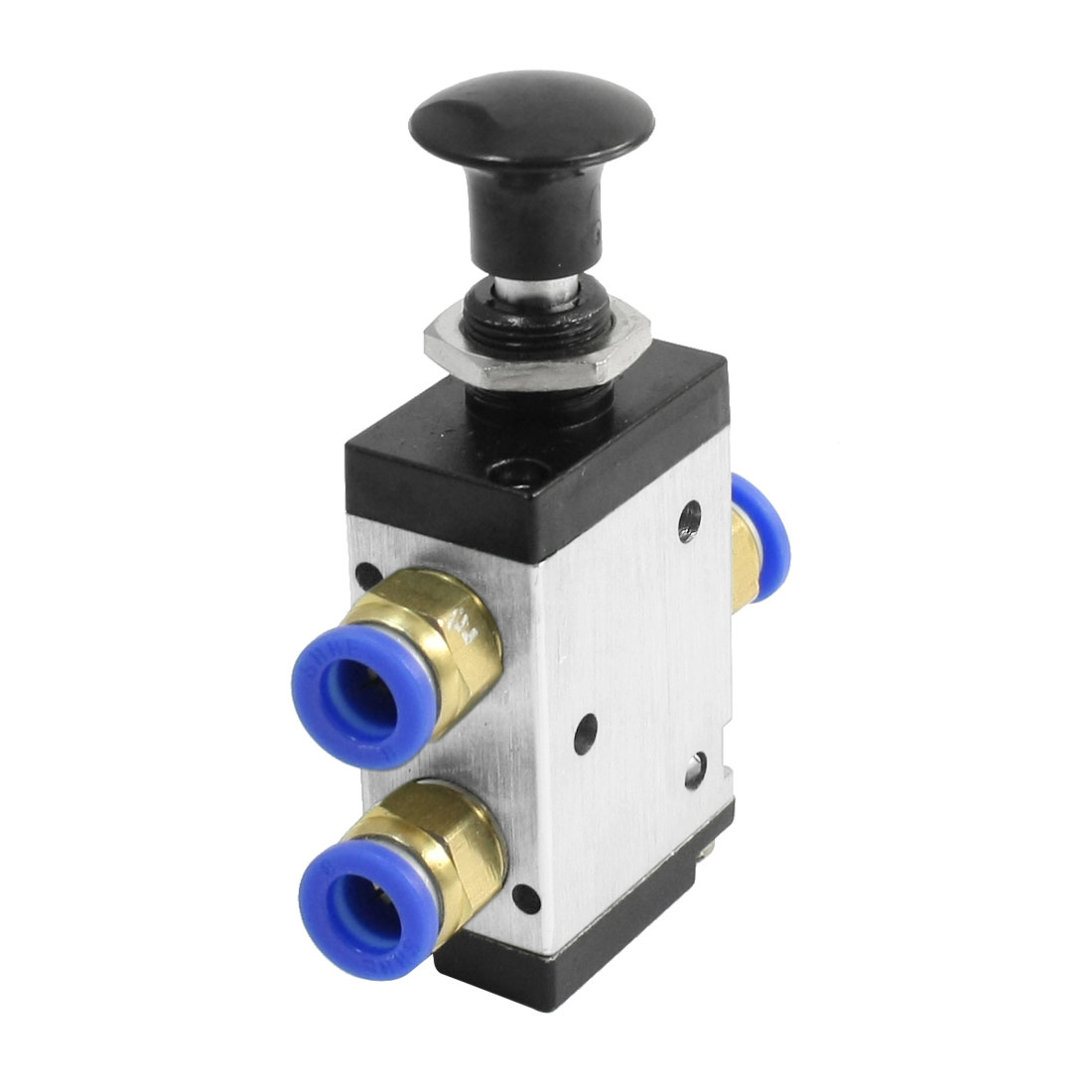 3R210-08 8mm Connector Push-Pull Valve 2 Port One Position 3R series