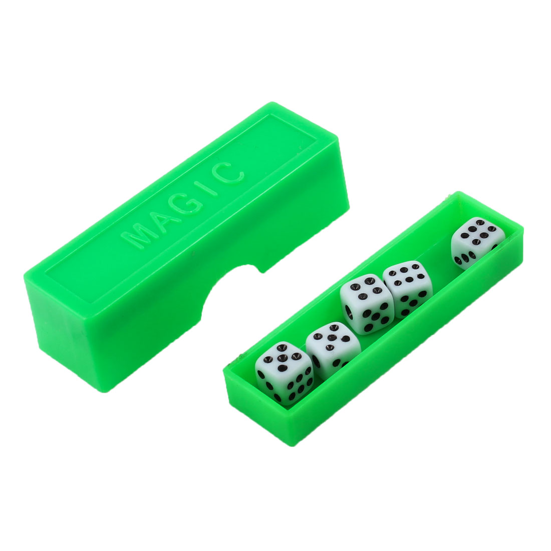 Party Gimmick Extraordinary Function Magic Dice Trick Toy Set