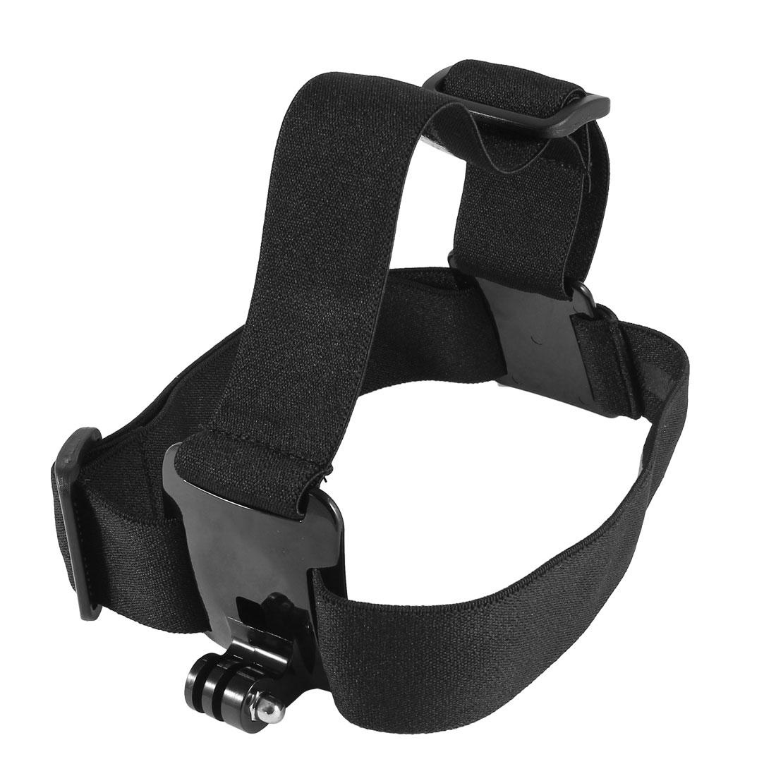 Elastic Adjustable Head Strap Mount for GoPro HERO HERO2 HERO3