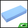 Portable Car Boat Cleaning PVA Suction Sponge Block Blue 17cmx7.5cmx3.5cm