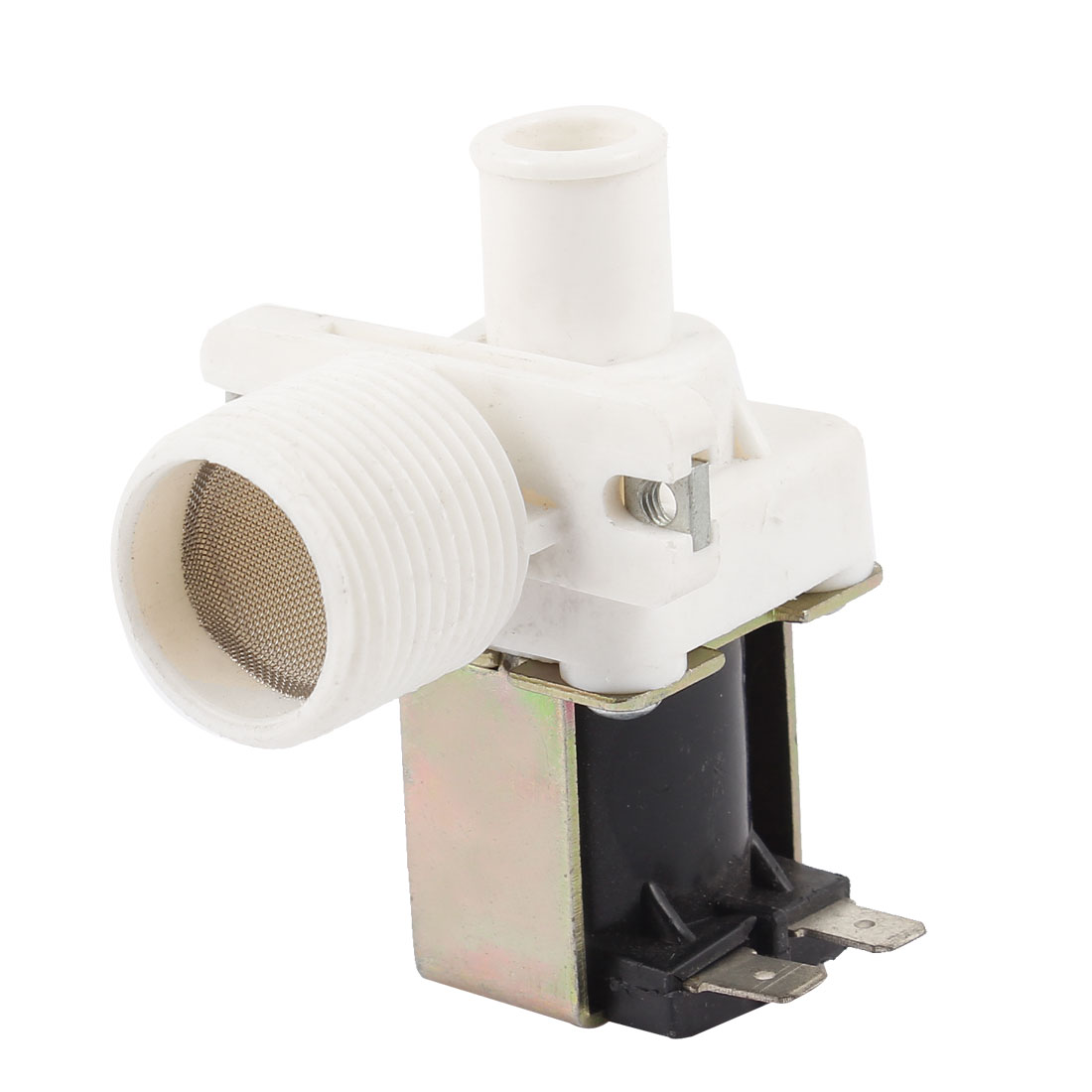 DC 12V 26mm Male Thread Water Inlet Solenoid Valve for Washing Machine