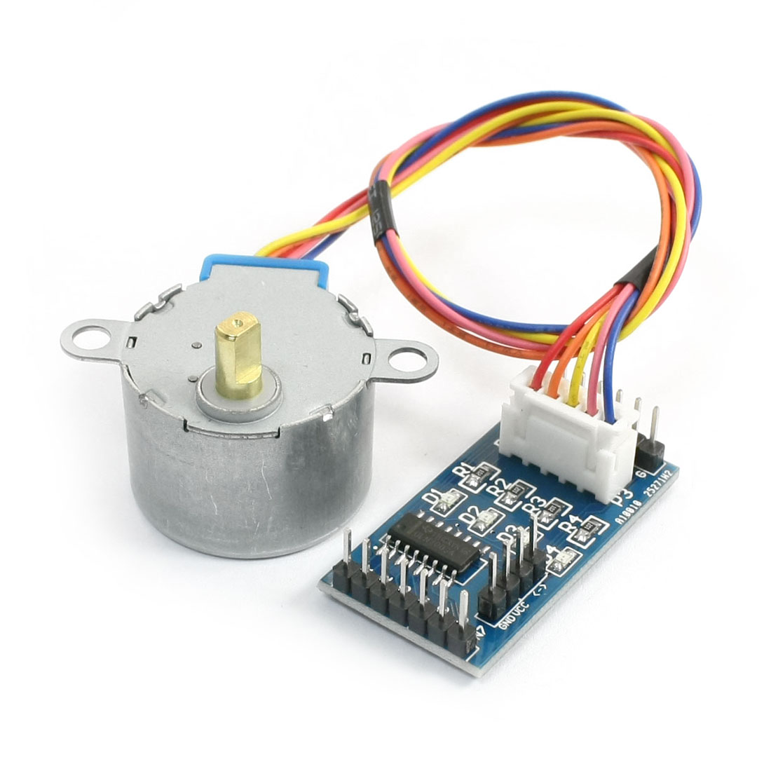 ULN2003 5V 4 Phase 5 Wire Stepper Motor Control Driver Board