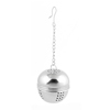 Family Ball Shaped Stainess Steel Tea Filter Strainer Infuser