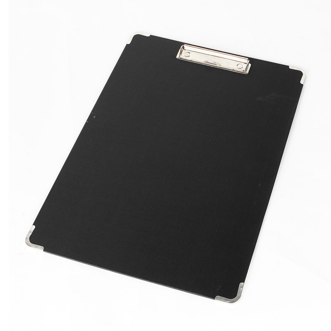 Black Nylon Wrapped Wooden Sketch Clipboard Holder 40x30cm for Painting