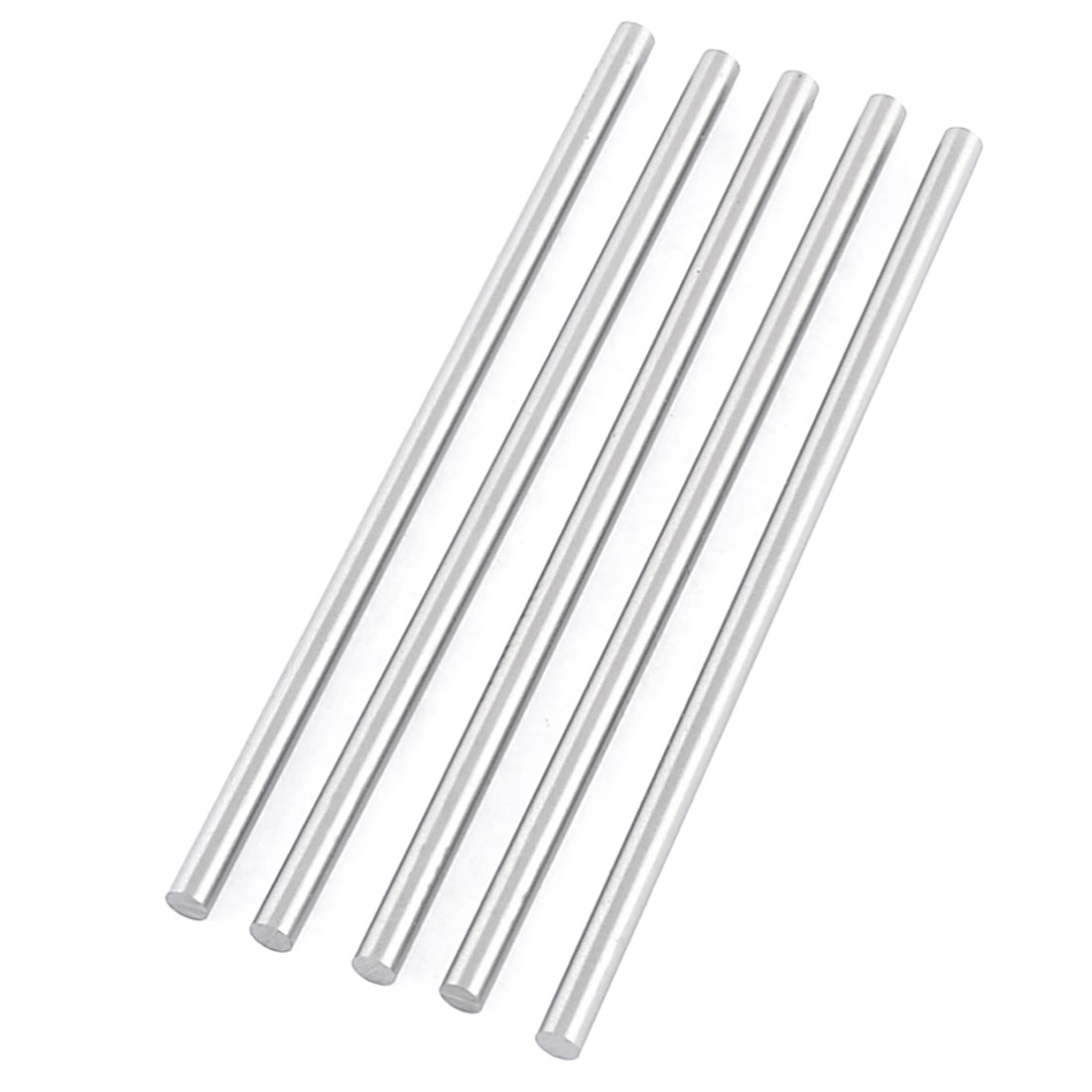 5 Pcs HSS High Speed Steel Round Shape Turning Lathe Bars 4mm Dia 10cm Length