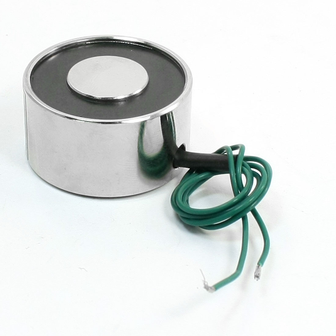 12V 39.7LB 18Kg Electric Lifting Magnet Electromagnet Solenoid Lift Holding 34mm