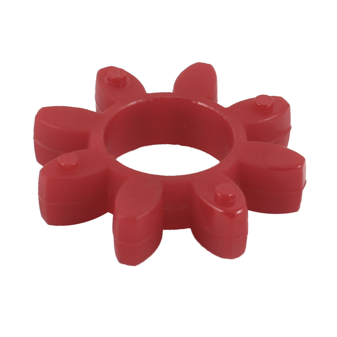 65mm x 16mm PU Coupling Shaft Center Spider Plastic Coupler Damper