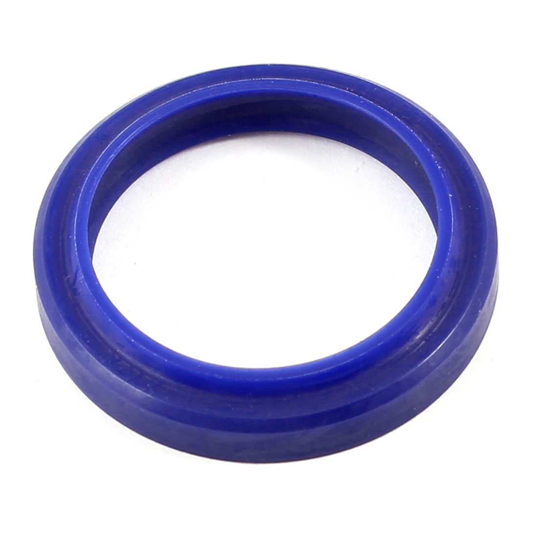 38mm x 30mm x 4mm Rubber O Shaped Sealed Ring Oil Seal Gasket Blue