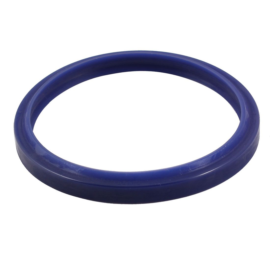 Hydraulic Equipments 87mm x 75mm x 6mm Oil Seal Rubber Gasket Blue