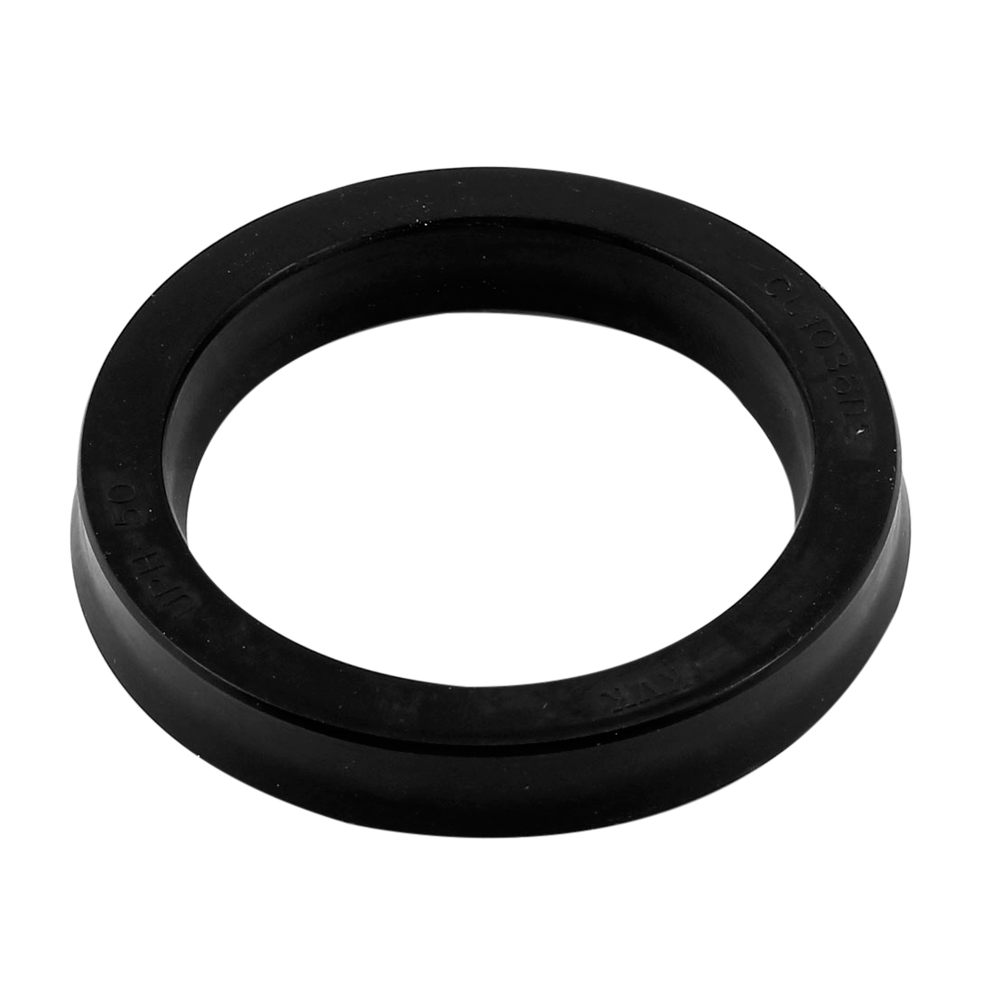 Mechanical Rotary Shaft Rubber Oil Seal Ring Black 66mm x 50mm x 9mm