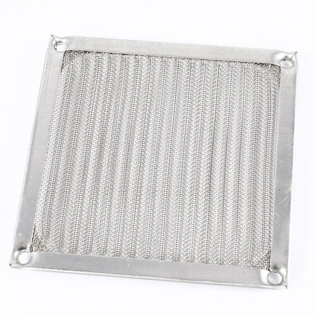 Aluminum Dustproof Filter 90mm PC Computer Case Cooler Fan Dust Guard Mesh
