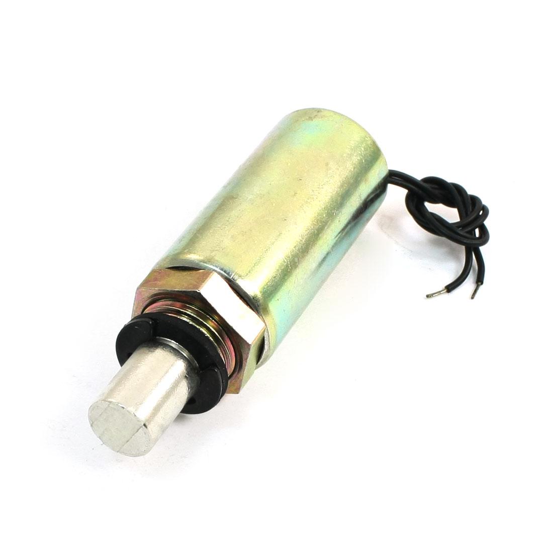 DC 12V 5mm 1130g 10mm 450g Pull Type Tubular Solenoid Electromagnet