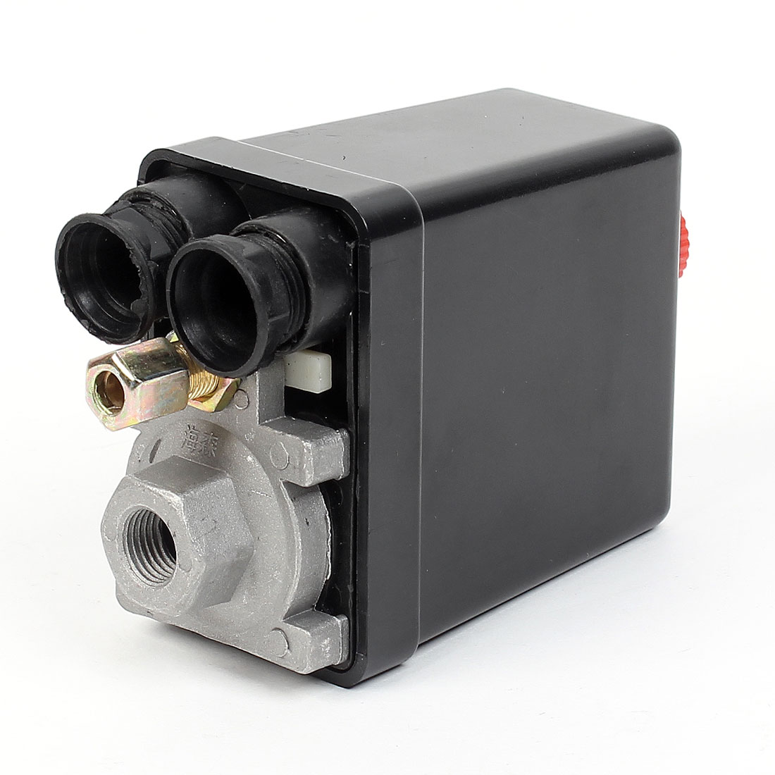 AC 240V 20A 175 PSI Pressure Switch Valve Black for Air Compressor