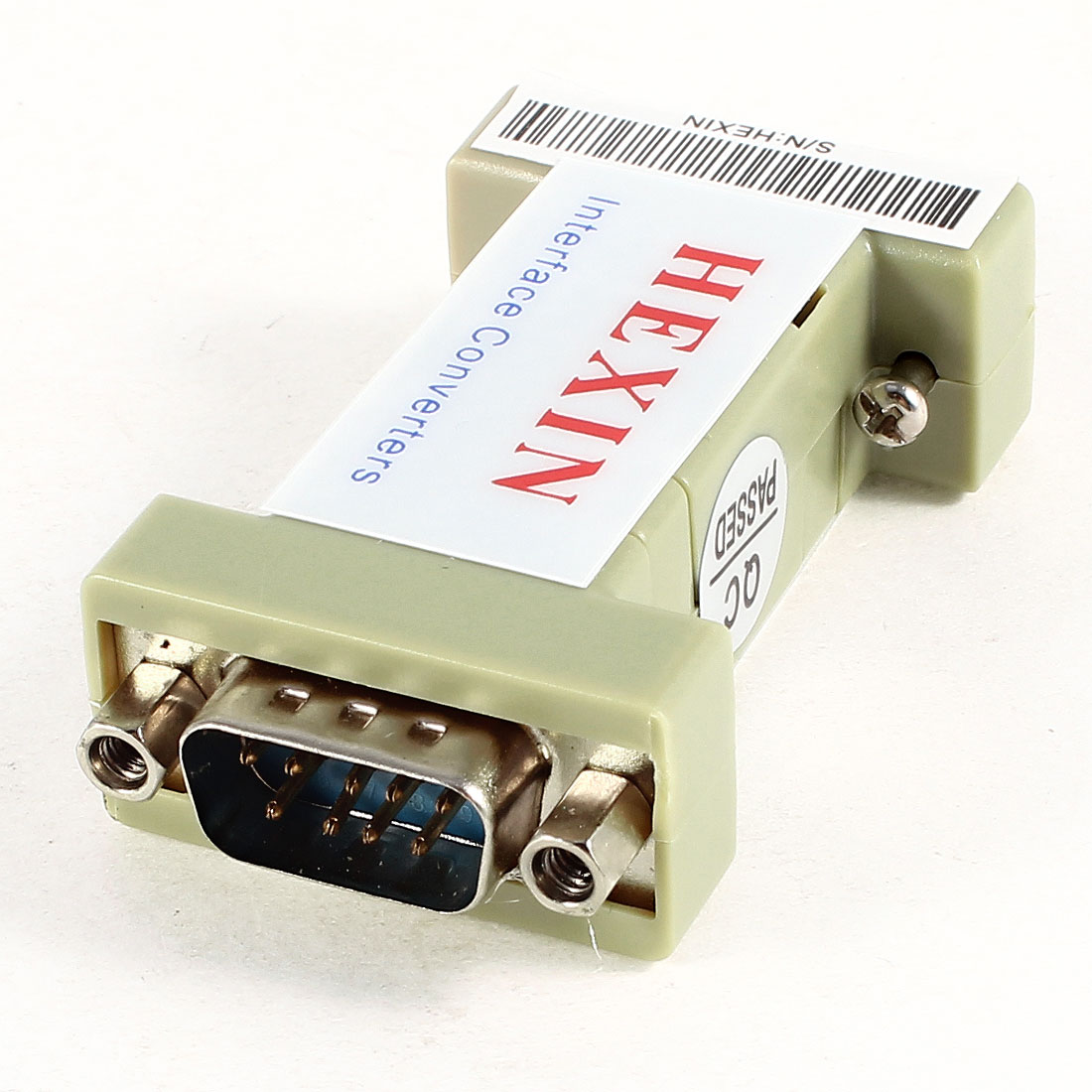 DB9 RS232 to 9-pin RS232 Interface 1.2KM Data Communication Converter