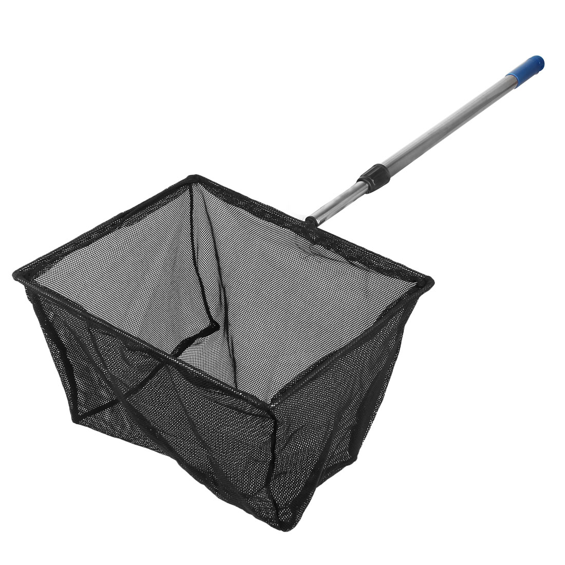 Telescopic Stainess Steel Handle Foldable Fishing Landing Net
