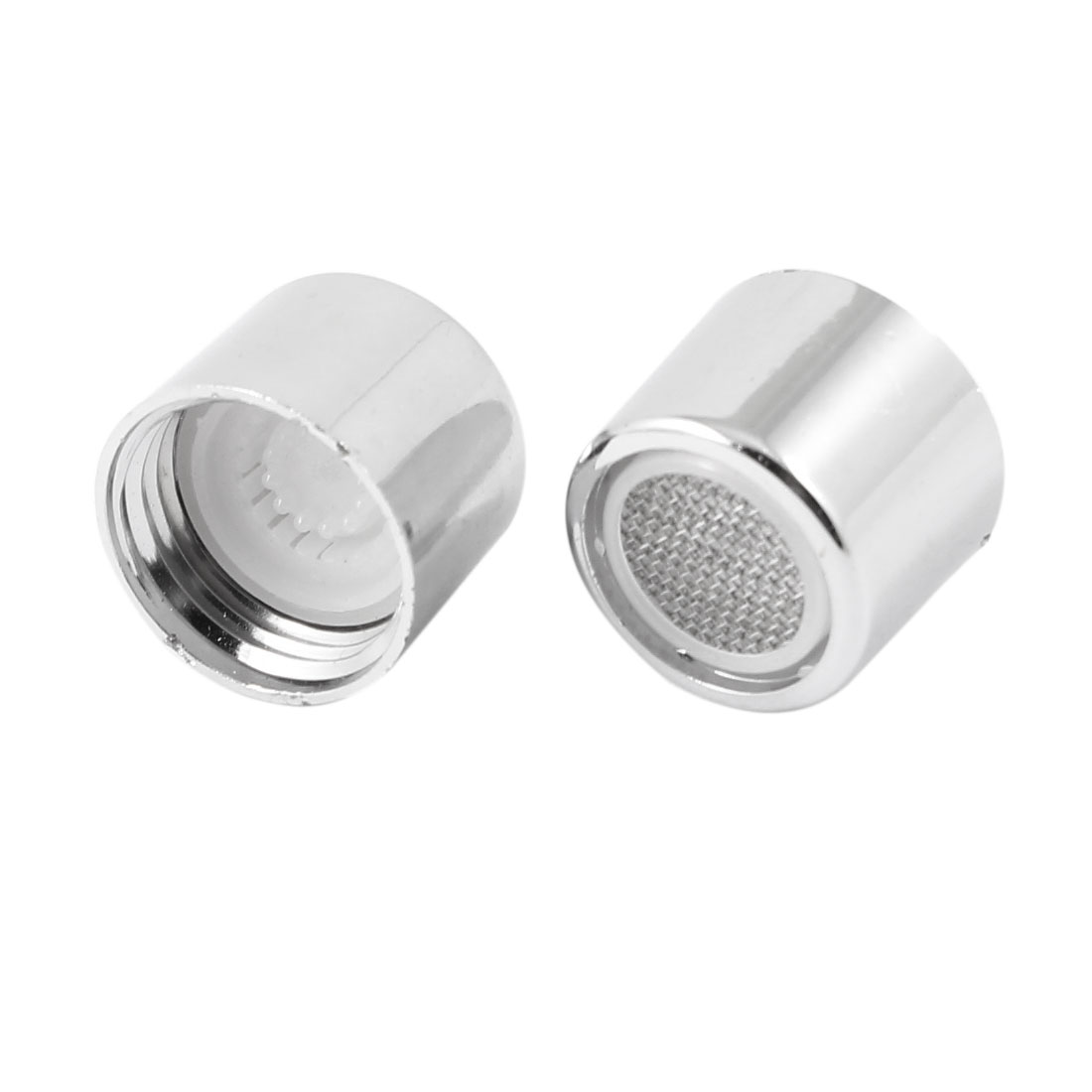 2pcs Plastic Water Saving Faucet Tap Spout Aerator Filter Net Nozzle