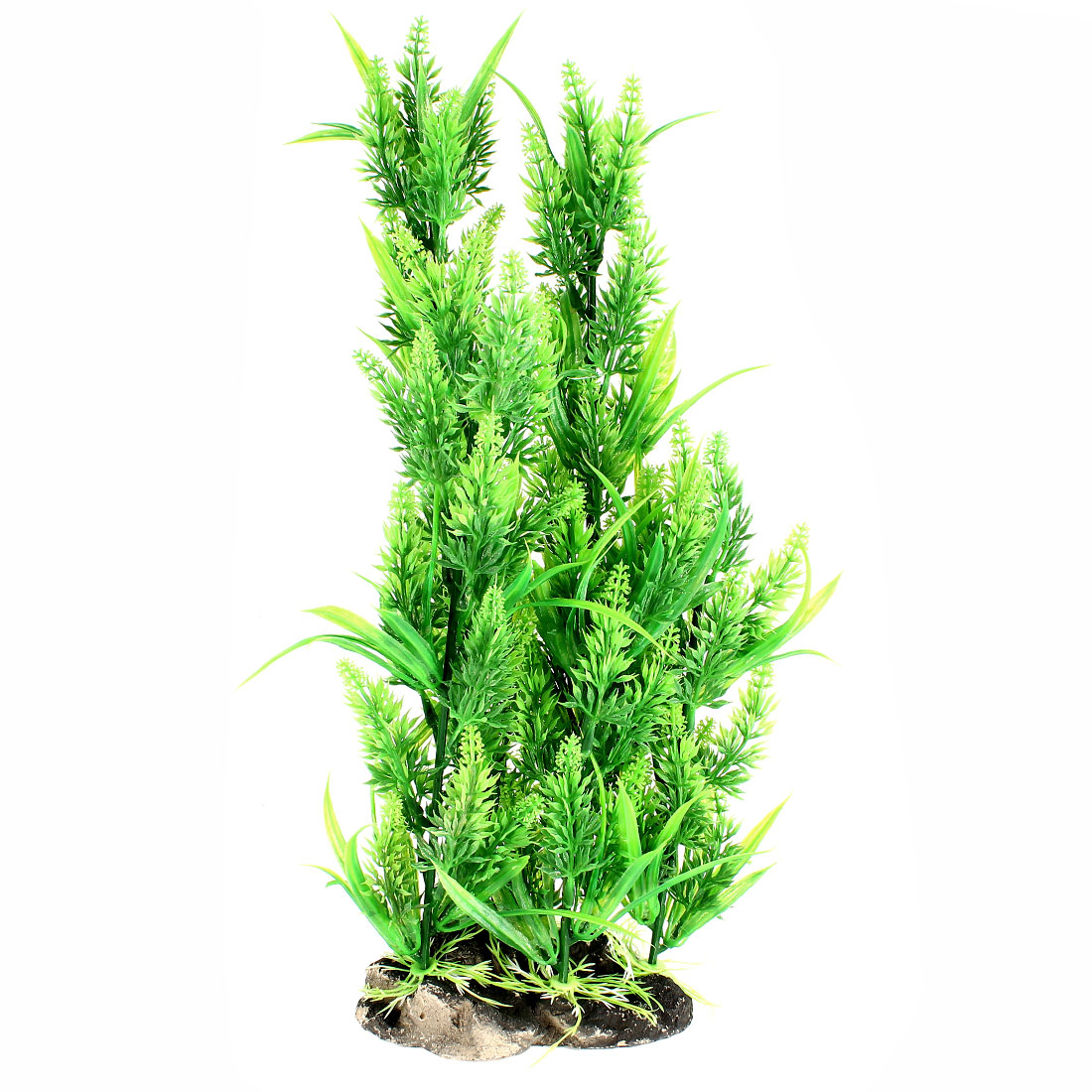 "Aquarium Landscaping Green Emulational Plants Decoration 15.7"" High"
