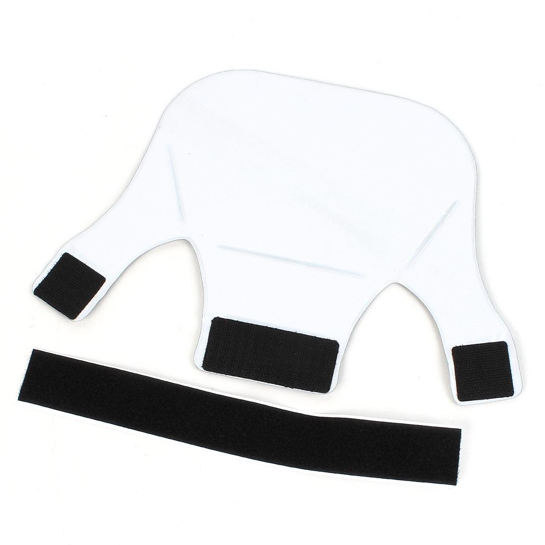 Black White Flash Light Reflector Soft Box Diffuser for Digital SLR Camera