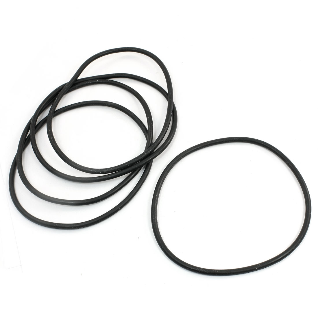 5PCS 145mm x 135mm x 5mm Rubber O Ring Oil Seal Gasket Replacement