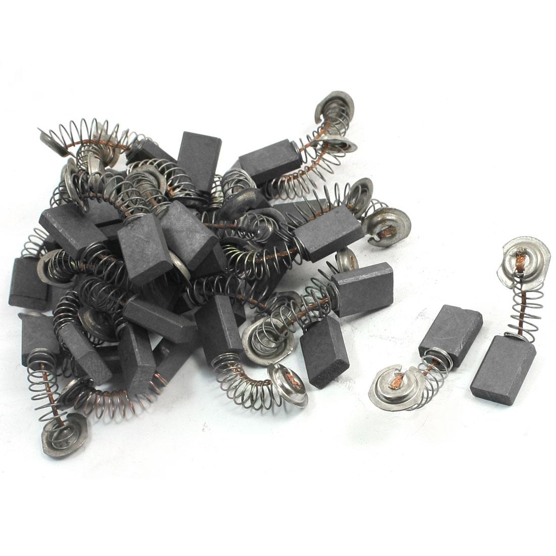 """40Pcs Repairing Power Tool 5/8""""x27/64""""x1/5"""" 303# Carbon Brushes for Makita"""