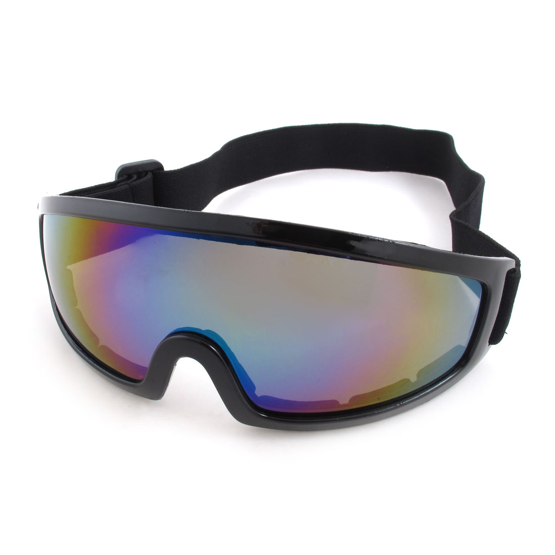 Motorcycle Motocross Cycling Racing Goggles Anti-Fog Uni Lens Glasses