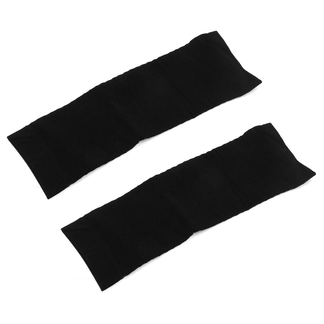 Pair Black Elastic Slimming Slim Arm Shaper Sleeve for Ladies