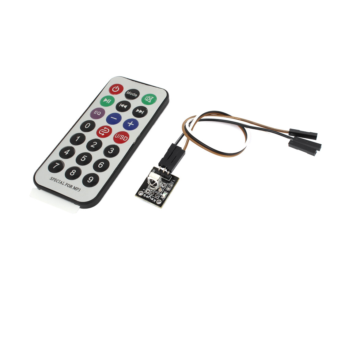 IR Wireless Remote Control Infrared DIY Kit
