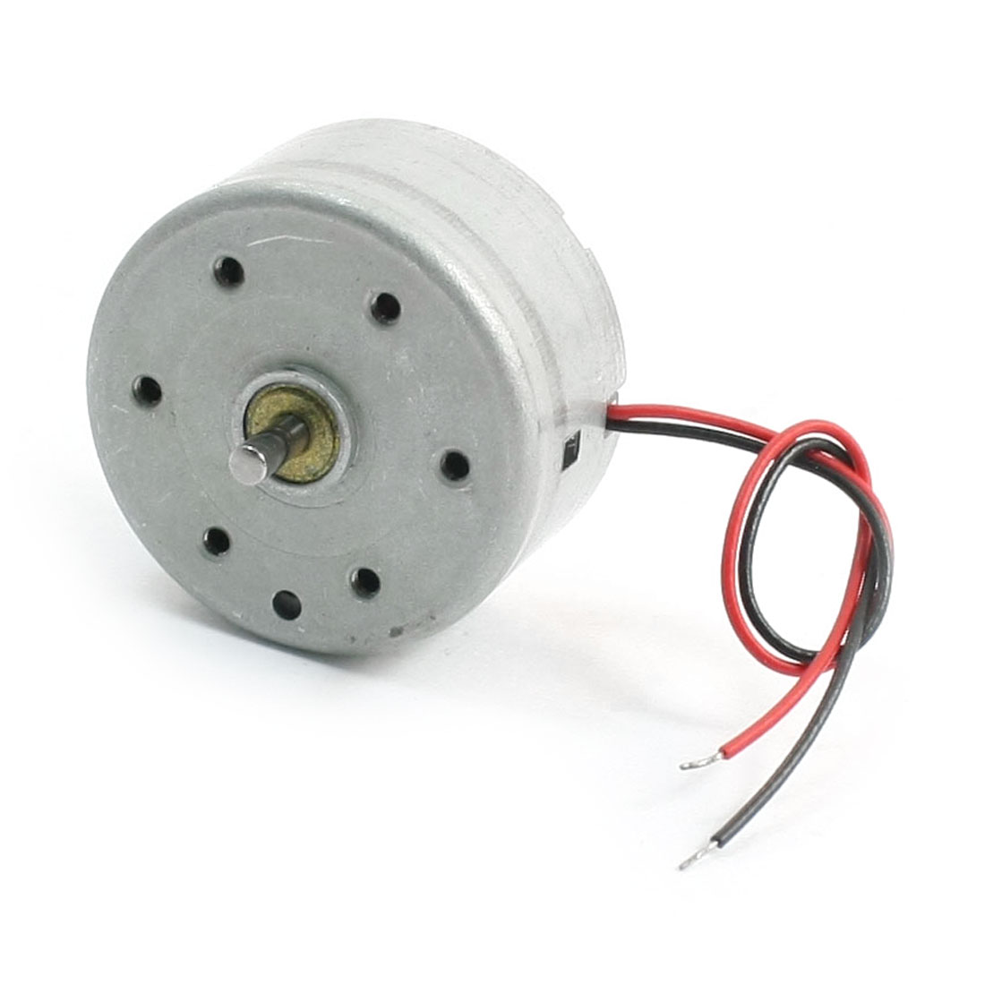 DC 6V 10000 RPM 24mm Diameter Wired Mini Magnetic Gear Motor