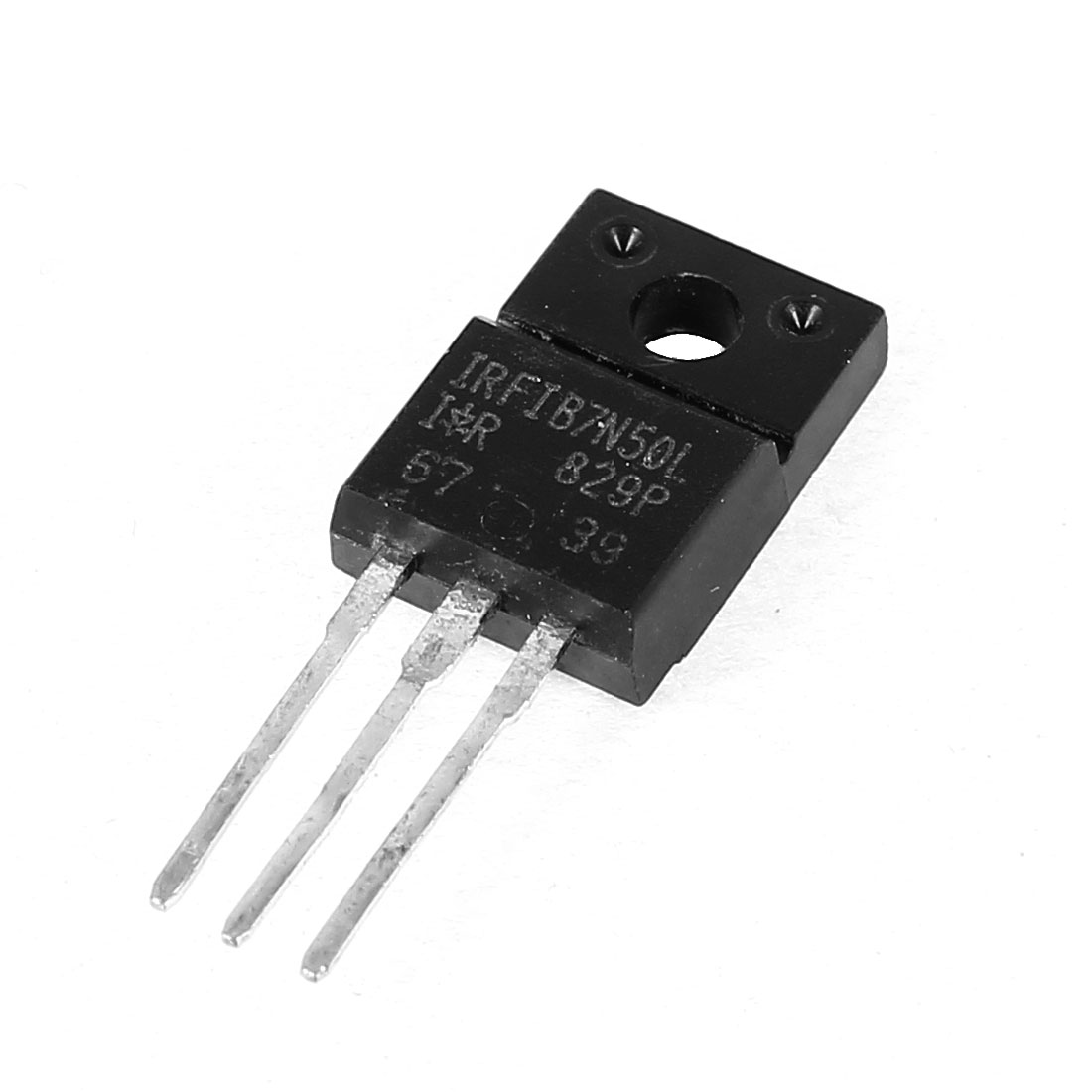 IRFIB7N50L High Voltage Semiconductor 3 Pin PNP Power Transistor TO-220