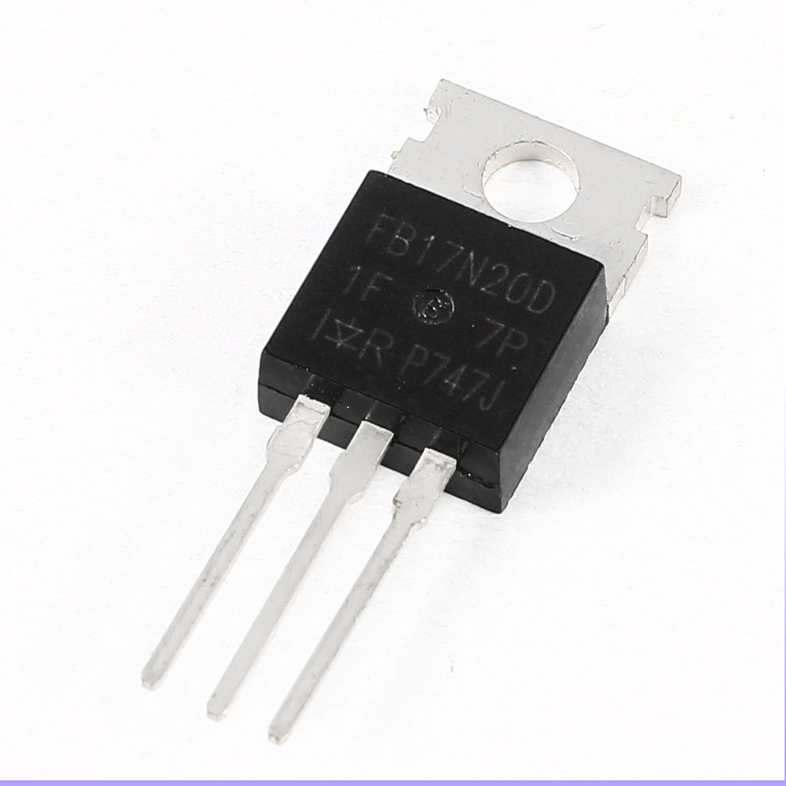 IRFB17N20D Fast Switching Speed Semiconductor NPN Power Transistor 200V 16A