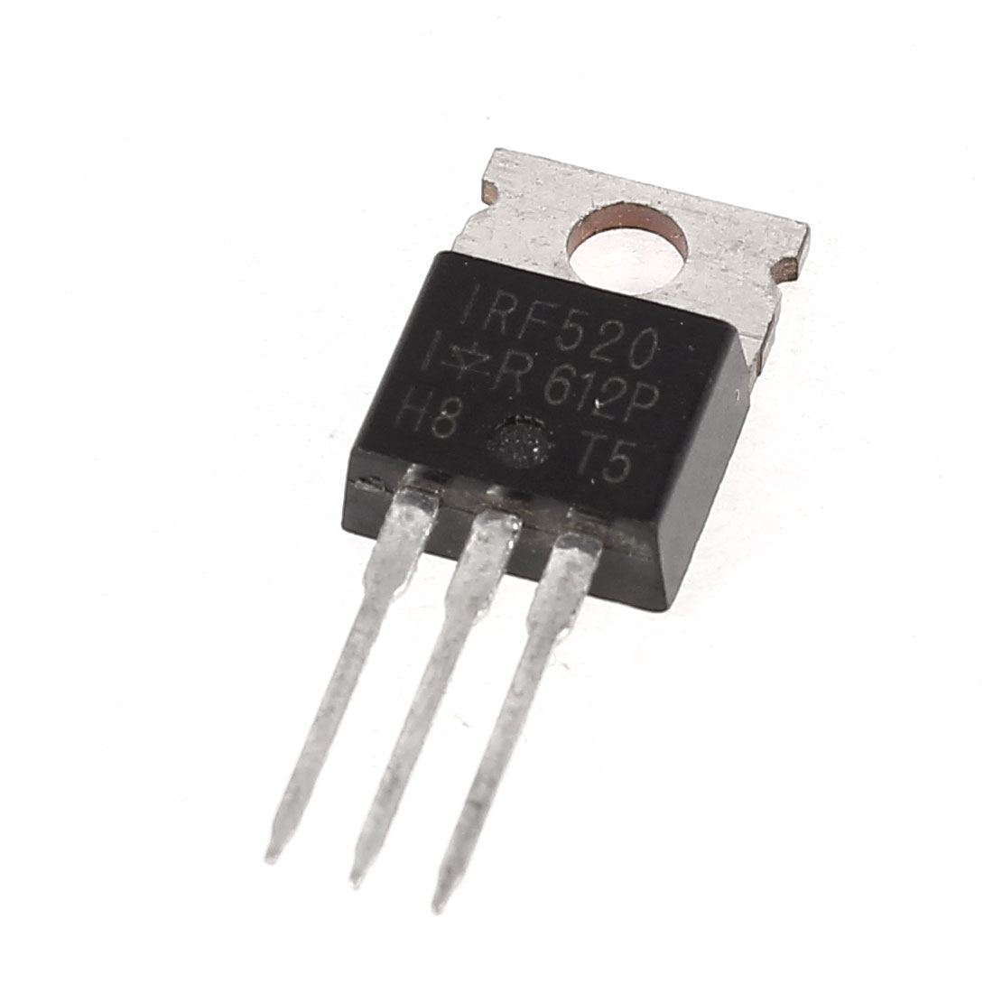 IRF520 Fast Switching Speed Semiconductor NPN Power Transistor 100V 10A
