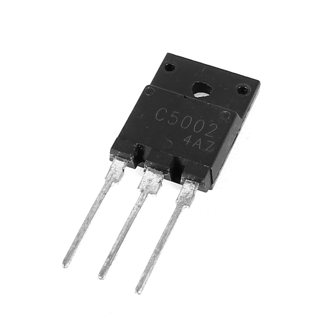 C5002 High Voltage Semiconductor 3 Pin NPN Power Transistor 700V 4A