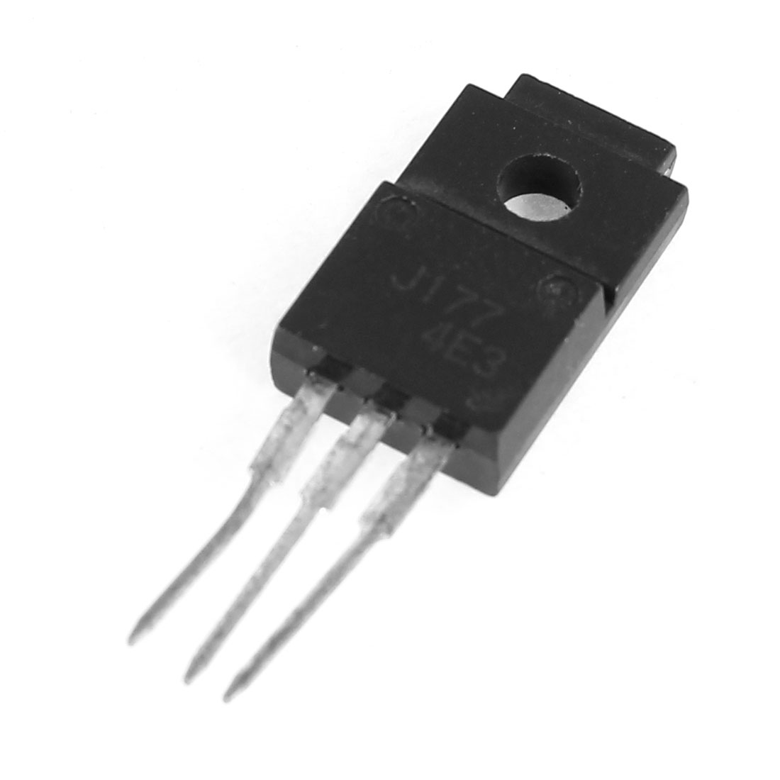 J177 30V 50mA 400mW 3 Pin Terminals TO-92 Package Complementary Semiconductor NPN Silicon Transistor