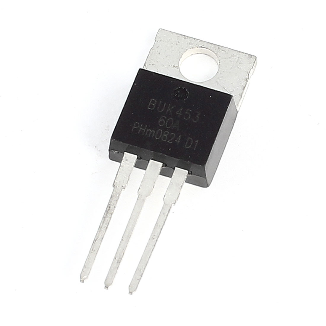BUK453 60A 1W 1dB 3 Pin Terminals TO-220 Package MOS Mosefet Power Transistor