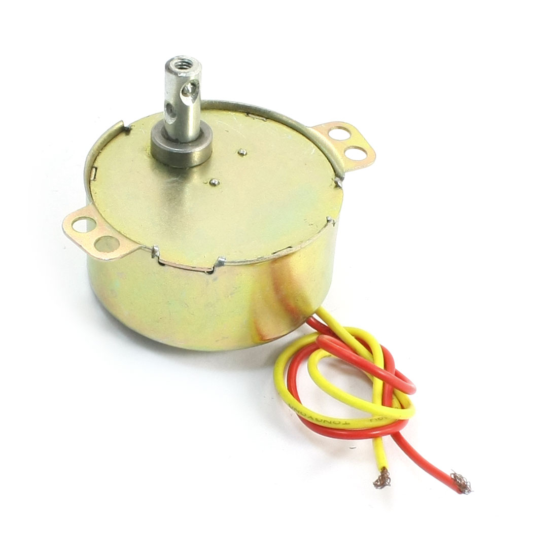 Electric Fan Part AC 230V 3-4W 7mm Shaft 33RMP Rotary Speed 2-Wired Reversible Stepper Reduction Synchronous Motor TYD49