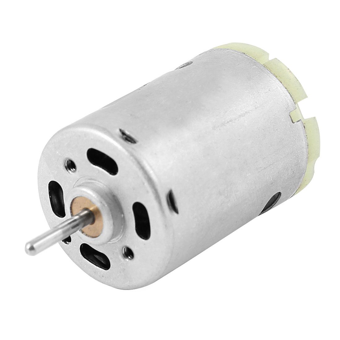 13200RPM Rotary Speed Cylinder Shape Vibration DC Motor 24V